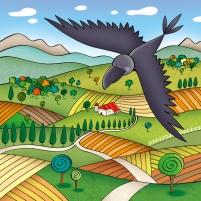 Il corvo e la volpe - Edizioni EL