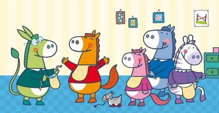 I cavallini fanno la pappa - Emme Edizioni
